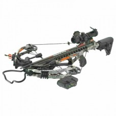 PSE COMPOUND CROSSBOW 'FANG HD' 405fps / illuminated scope / Camo