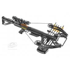 Poelang 'Ballistic-410' black 410fps 200lbs