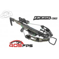COMPOUND CROSSBOW KILLER INSTINCT BOSS 405 FPS /220 LBS
