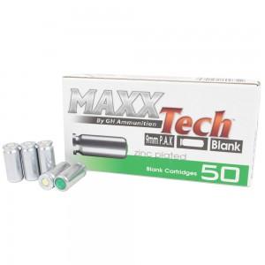 MAXXTech 9mm P.A.K Blank