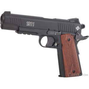 AIRPISTOL CROSMAN 1911 (BLACK) CAL. .177(4.5mm)
