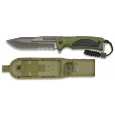 32016 Tactical knife.Green
