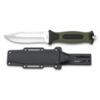 32539 - Albainox knife with rigid sheath. Bl 12