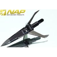 3-PK NAP SPITFIRE EXPANDABLE HUNTING BROADHEADS 125 GRAIN