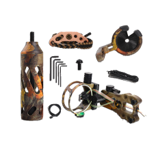 TOPOINT PRO  REALTREE MAX / Camo набор для блочного лука