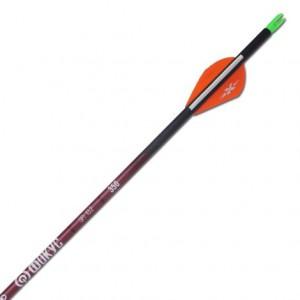 Стрела лучная карбон Interloper Фокус 400