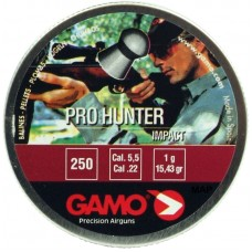Gamo Pro Hunter 5.5 mm 1.0 g 250 pcs