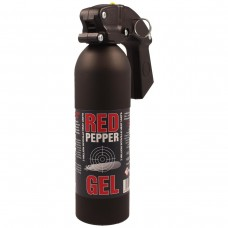 Graphite Red Pepper Gel 3mln SHU, HJF 400ml (BLACK)