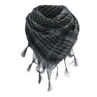Арабский шарф арафатка NIGHT 109х100 см