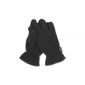 Тактические флисовые перчатки MIL-TEC THINSULATE Black