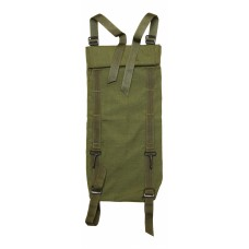 H.U.M.P. Hydration Utility Multiple Platform, ACU - Hydration Carrying System that attaches to load bearing equipment without additional shoulder straps.