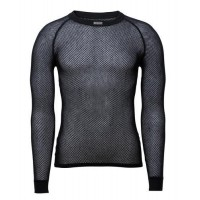 BRYNJE SUPER THERMO SHIRT BLACK