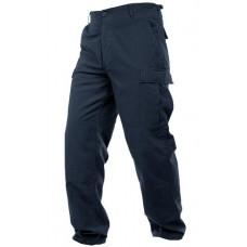 Mil-Tec BDU Rip-Stop Pants Navy Blue