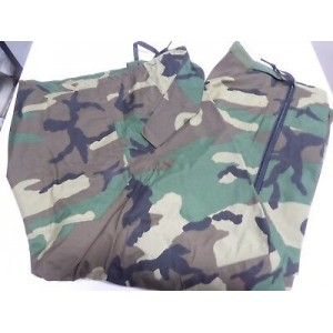 PANT.COLD WEATHER.CAMO. LARGE