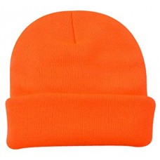 WATCH CAP FINE ORANGE