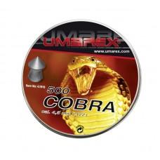 20025 Umarex Cobra Pointed pellets 4.5 mm