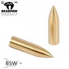BEARPAW Bullet Messingspitze