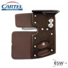 CARTEL Elite Cordovan Fingertab - Rechtshand