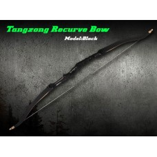 "TanZong Recurve Bow 68"" Black Model"