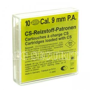 Cal.9 mm P.A.CS Gas Cartridge