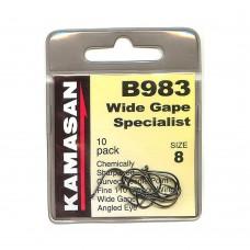 Kamasan Wide Gape Specialist B 983 Gr. 8