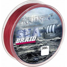 Aquantic Sea Braid 300m 0,35 mm