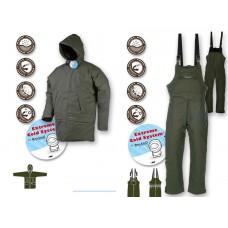 Зимний рыболовный костюм фирмы BALENO - BAIKAL от +5  до -40